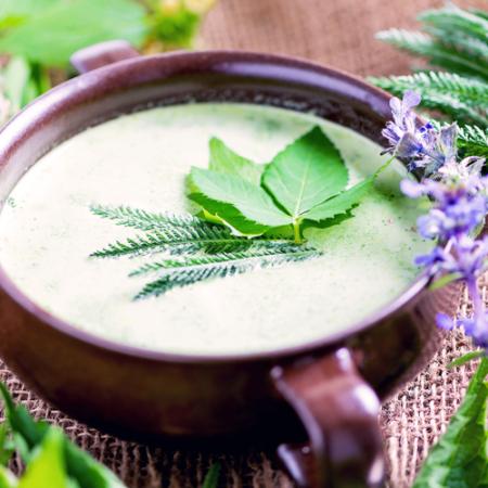 Зелёная кулинария
