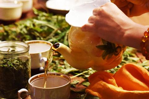 Заварите вкусный чай