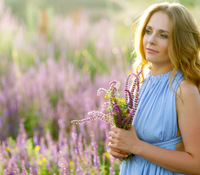 Фитооздоровление при женских болезнях